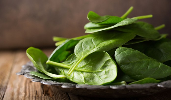 1 cup of spinach, cooked: 245 mg of calcium (18.8% DV)