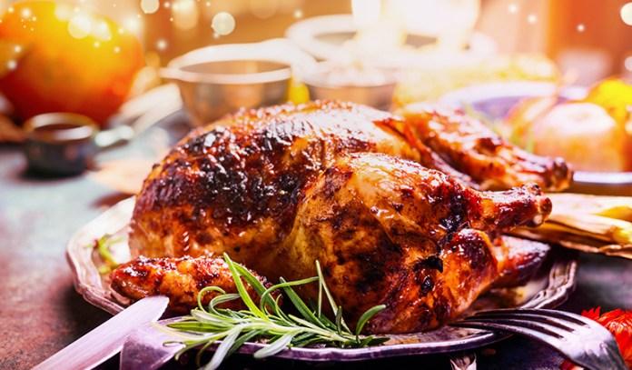 Three ounces of roast turkey has 31 mcg of selenium.