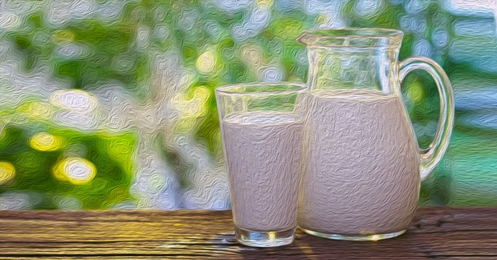 Milk is an easy way to increase your calcium intake.