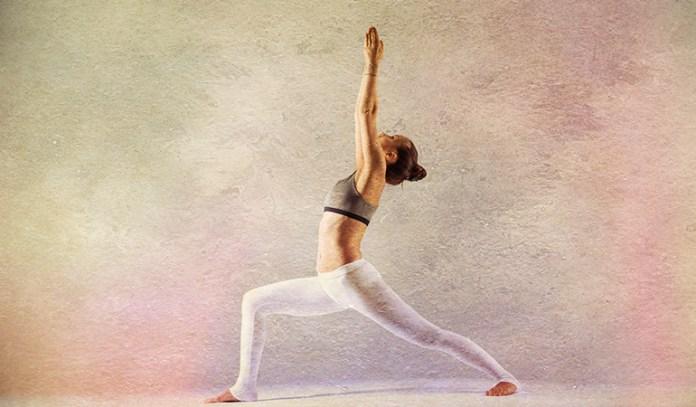 Virabhadrasana eases psoas muscle.