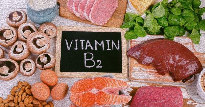 Foods rich in vitamin B2
