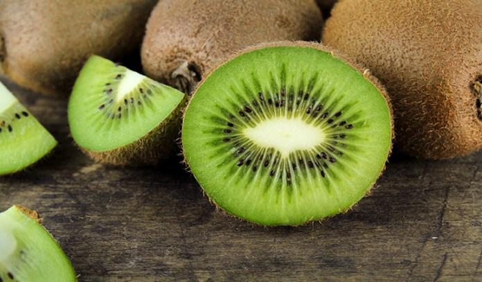 1 cup of kiwifruit: 166.9 mg of vitamin C (185.4% DV)