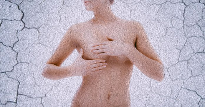 To heal cracked nipples, apply coconut oil, manuka honey, and ghee