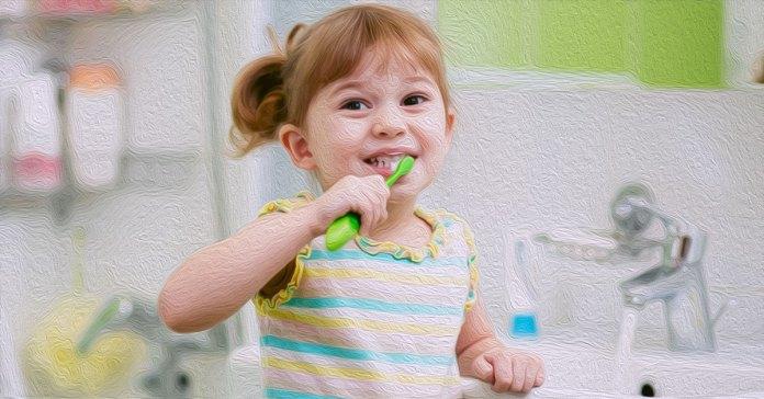 Dental care for kids should start early on.