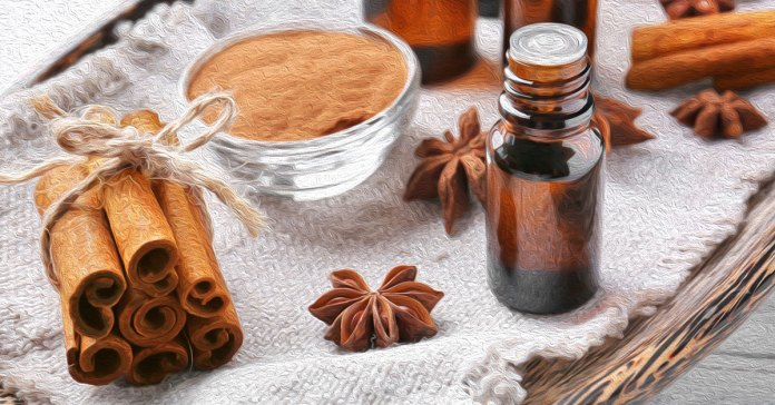 Cinnamon can protect the skin from aging and infections.