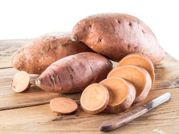 Benefits of sweet potatoes.