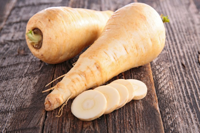 Health benefits of parsley.