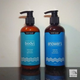Bare Body Essentials: Shower Gel & Body Lotion