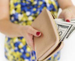月収100万円を稼ぐ女性