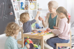 託児所の画像