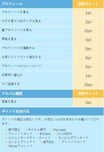 PCMAX 料金表2