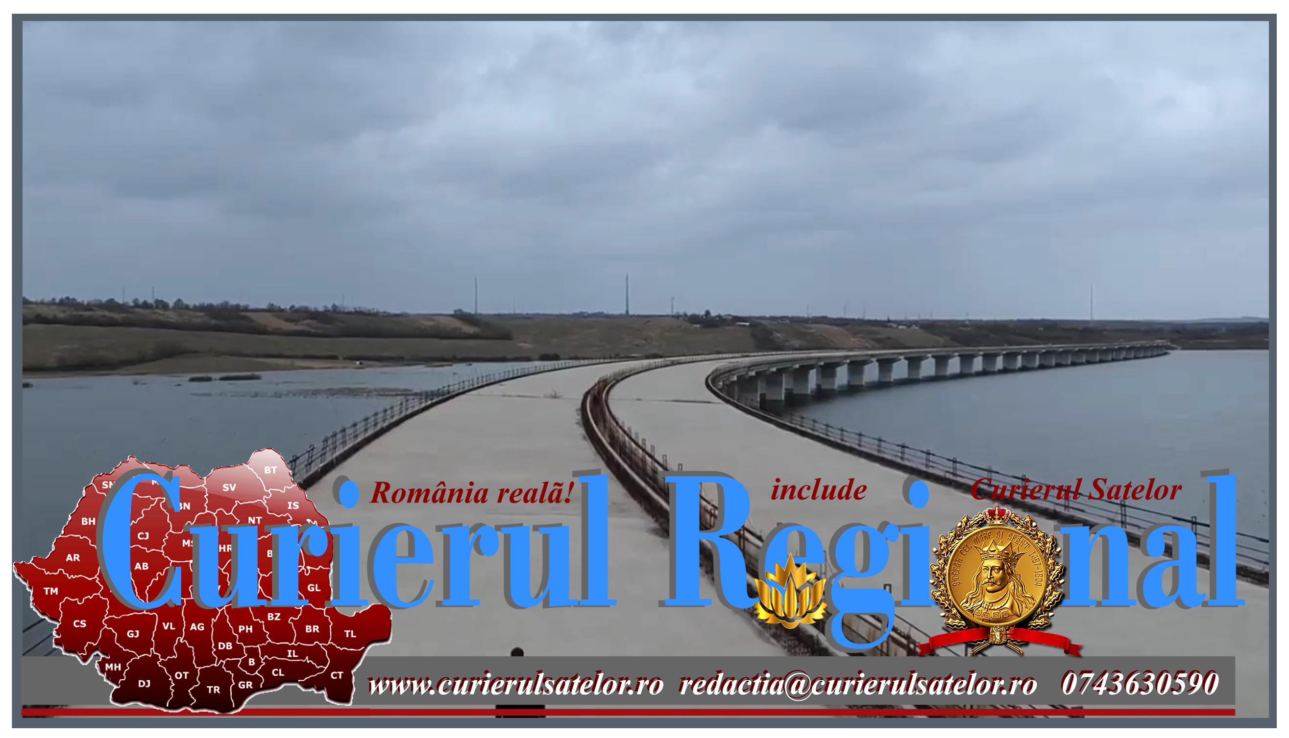 Video incredibil Cel mai mare viaduct din Europa se află în România dar noi mergem prin noroi. Adevărul despre autostrada Bechtel 1