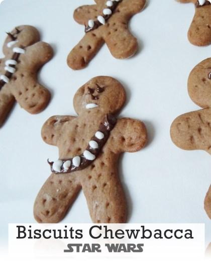 biscuits stars wars