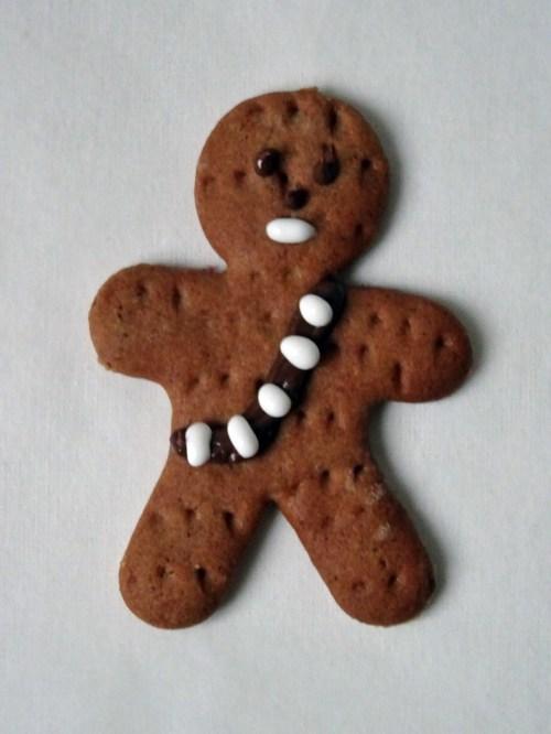 Biscuits Star Wars