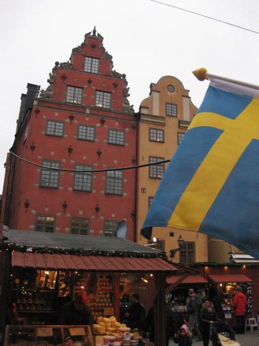 Escapade Suédoise à Stockholm