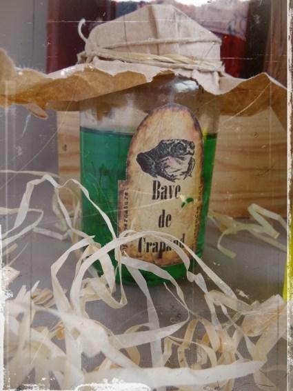Bocaux de l'horreur-DIY spécial Halloween