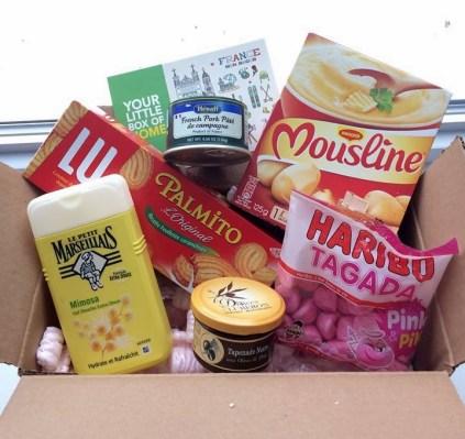 Box Expack Box pour expatriés