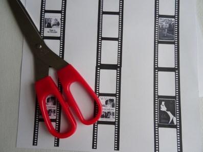 Pellicule cinéma DIY