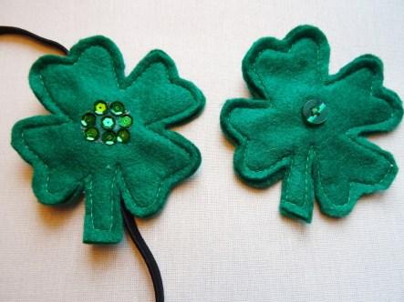 DIY couture St Patrick