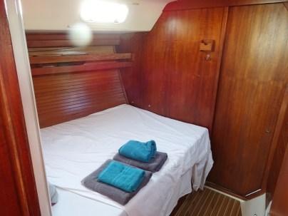 Dormir dans un bateau AirBnB