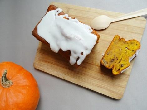 Gâteau de potimarron