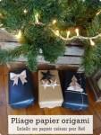 Embellir ses paquets cadeaux pour Noël