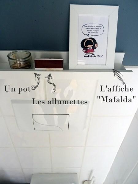 Des WC sans mauvaises odeurs