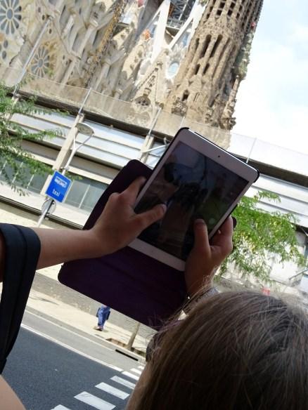 City trip avec nos enfants à Barcelone