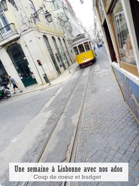 Lisbonne voyage