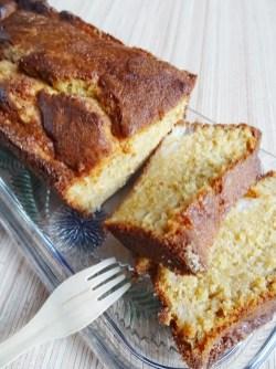 Saveurs Thermomix Cake aux poires épicé