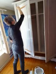 Relooking peinture