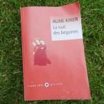 La nuit des béguines-Aline Kiner