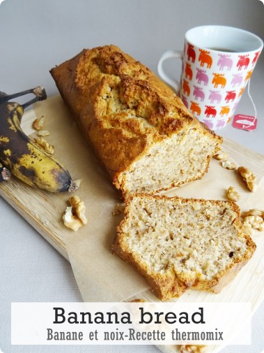 banana bread thermomix