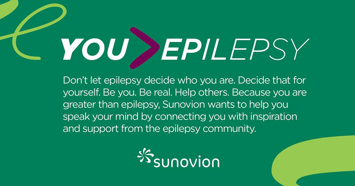 Thank you for your inspiring stories of hope! Keep your #MyEpilepsyHero stories coming and we'll keep donating. Check out all these stories at https://sunovion-epilepsy.tumblr.com.