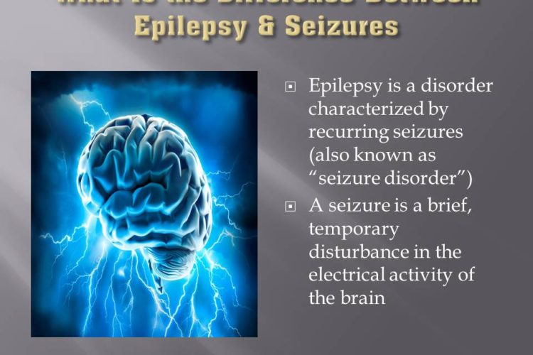 What Is the Difference Between Epilepsy and Seizures