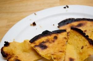 Socca Gluten Free Chickpea Crepe