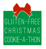gluten free christmas cookie-a-thon