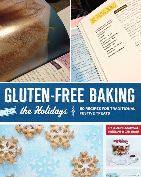 gluten free baking for the holidays by jeanne sauvage