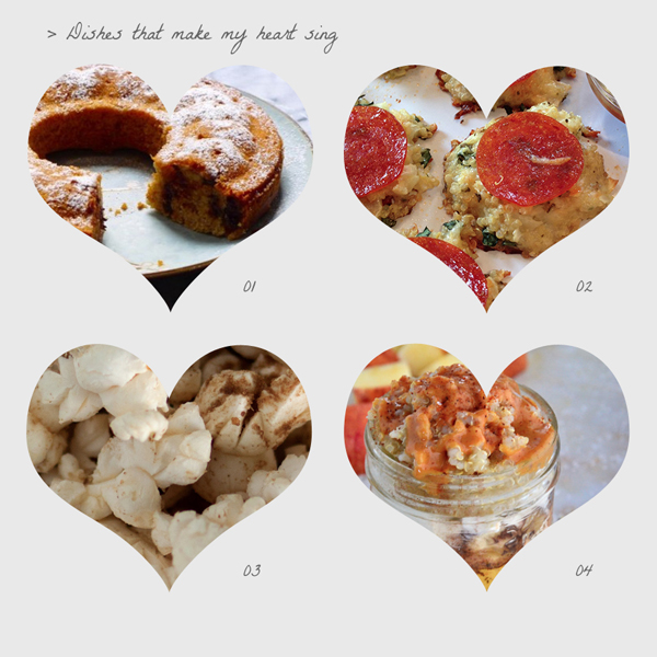 Four Gluten-Free Recipes