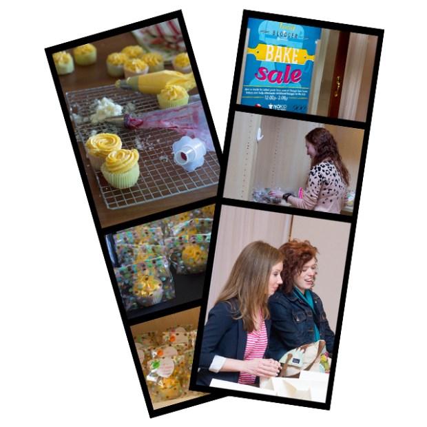Blogger Bake Sale 2013