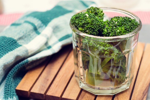 Gluten, Dairy, Nut-Free Vegan Sesame Broccoli Salad