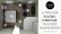 Odd Shaped Living Room Furniture Placement