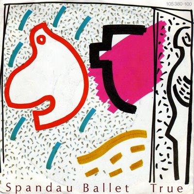 TRUE Spandau Ballet 1983 curiosando anni 80 musica