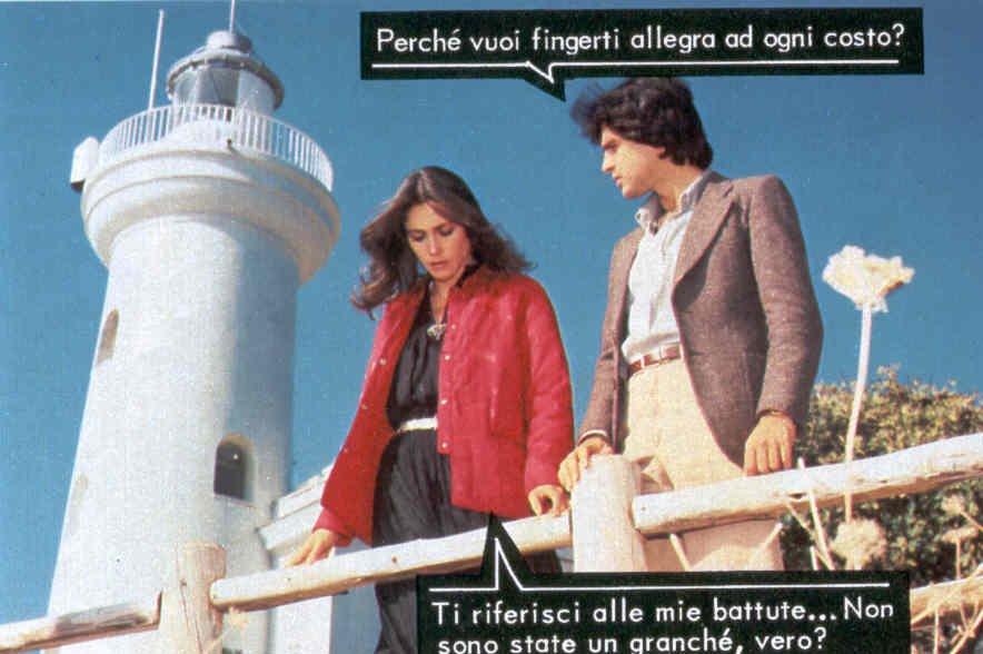 MARINA COFFA  Fotoromanzi LANCIO curiosando anni 70