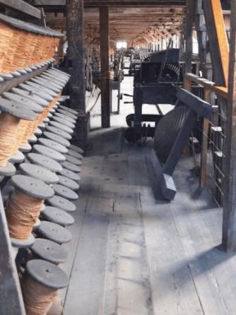 Mystic seaport - ropemaking