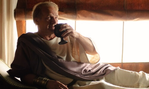 historia del vino en el imperio romano