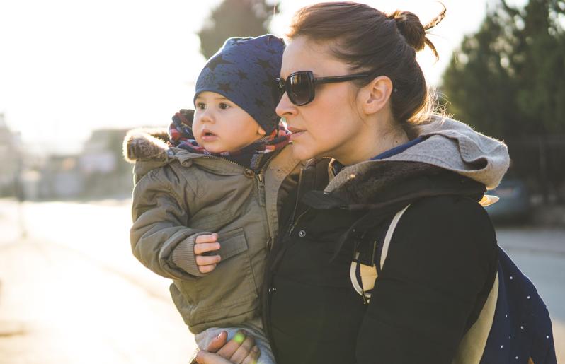 Por qué son importantes las tías en la vida de un niño