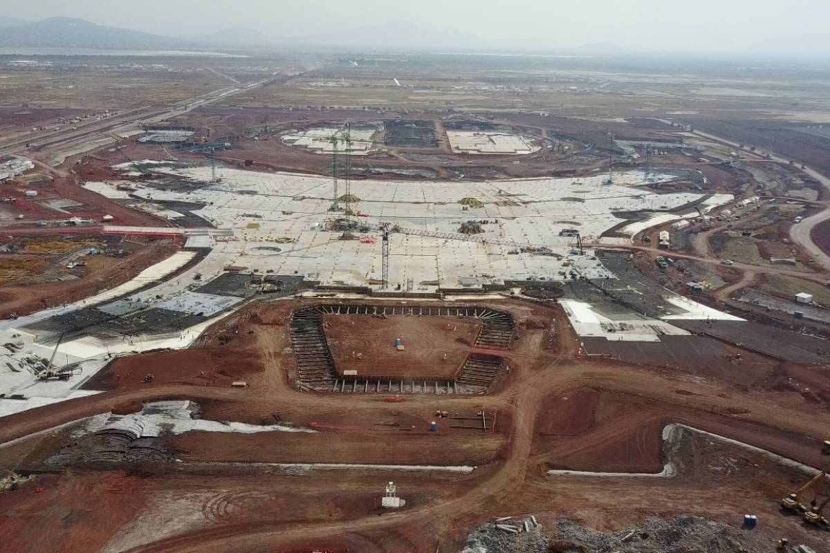 Roban dinero que estaba destinado al nuevo aeropuerto en mexico