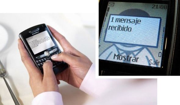Curiosidades Mensajes SMS