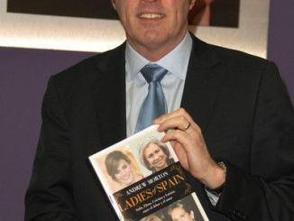 Ladies of Spain, de Andrew Morton, el Libro de no Ficción Más Vendido de España